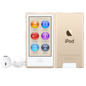 Odtwarzacz MP3 Apple - iPod Nano 16GB